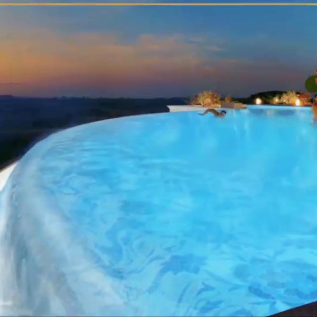 swimming pool of High end amenity
