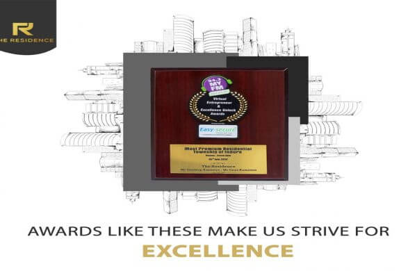 Award - Most premium residential township