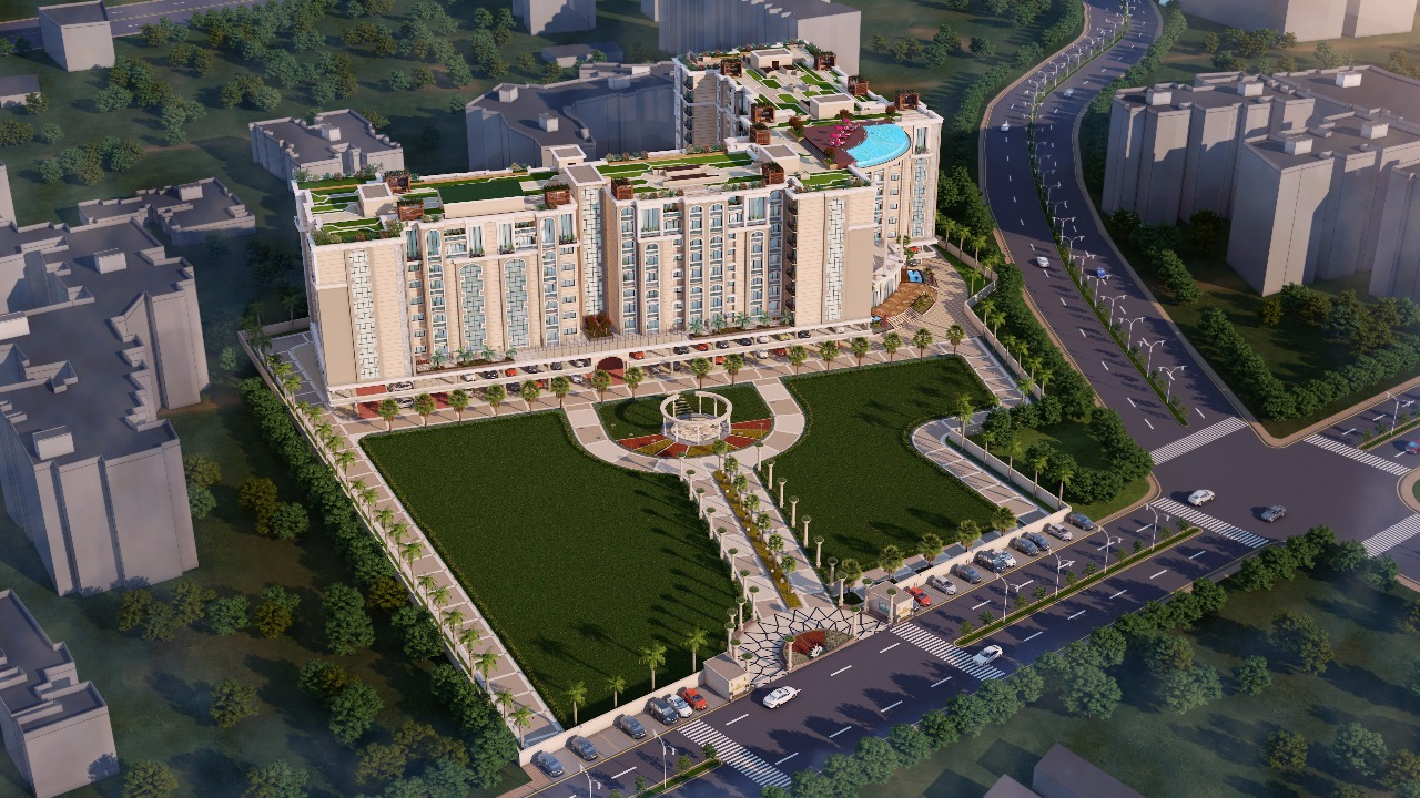 best residential township in Indore